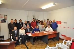 Memebres de la nova candidatura municipal